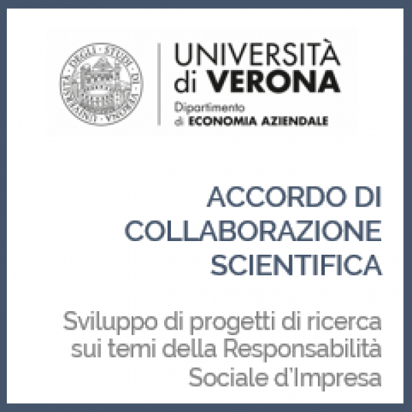 Accordo di collaborazione scientifica